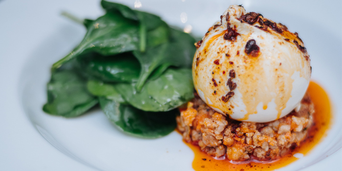 Mapo Burrata, Second Draft, Tai Hang, Hong Kong