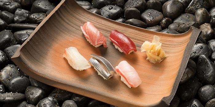 Nigiri Sushi, Shinji by Kanesaka, Coloane-Taipa, Macau