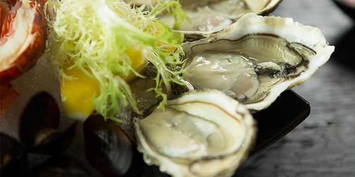 Oysters, SPARK Bar & Restaurant, Central, Hong Kong