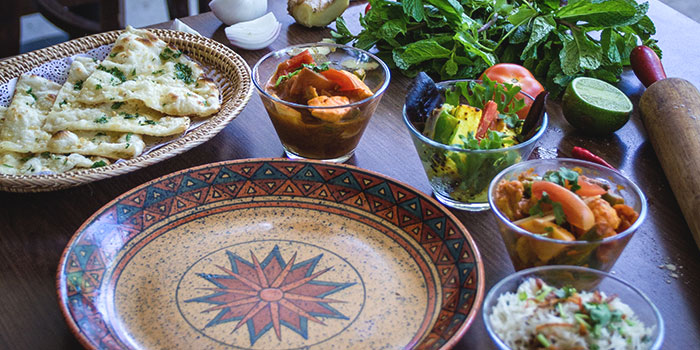 Food Spread from Patro