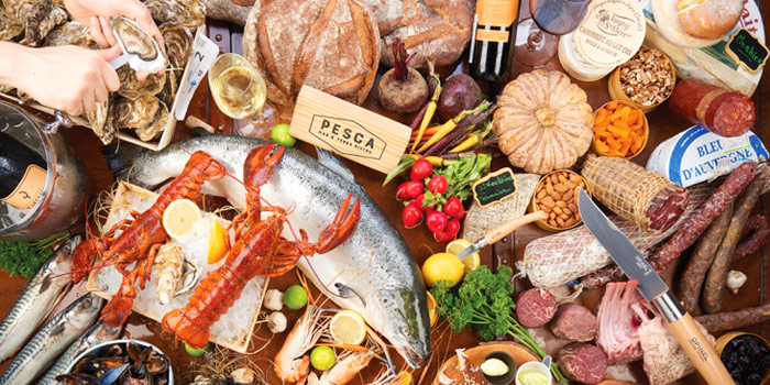 Pesca Mar & Terra Bistro