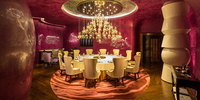 Private room, Jade Dragon, Coloane-Taipa, Macau
