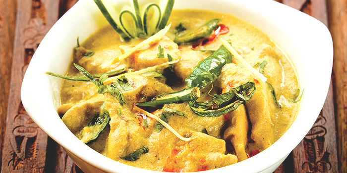 Kacchi Mirch Ka Chicken from RAS The Essence of India in Clarke Quay, Singapore