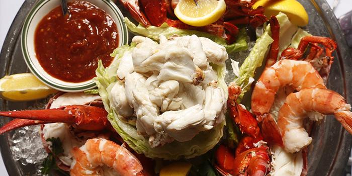 Seafood Platter, Wolfgang