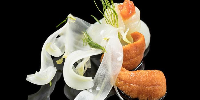 Sea Urchin, The Tasting Room, Coloane-Taipa, Macau
