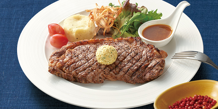 Steak, GOCHISO, Sha Tin, Hong Kong