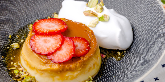StrawberryCheese-cake from The Dock at The Maze Thonglor, Bangkok