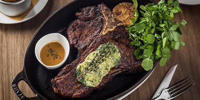 USDA porterhouse, BLT Steak, Tsim Sha Tsui, Hong Kong