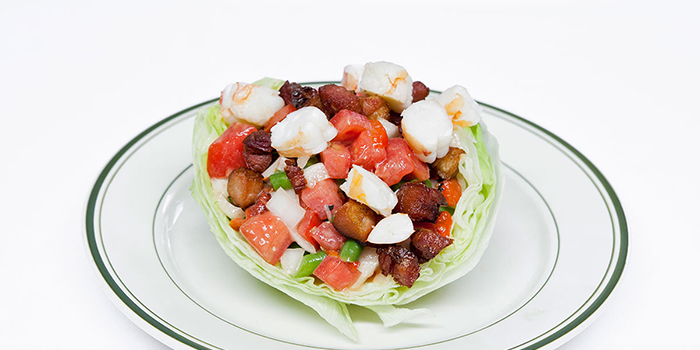 Wolfgangs Salad, Wolfgang