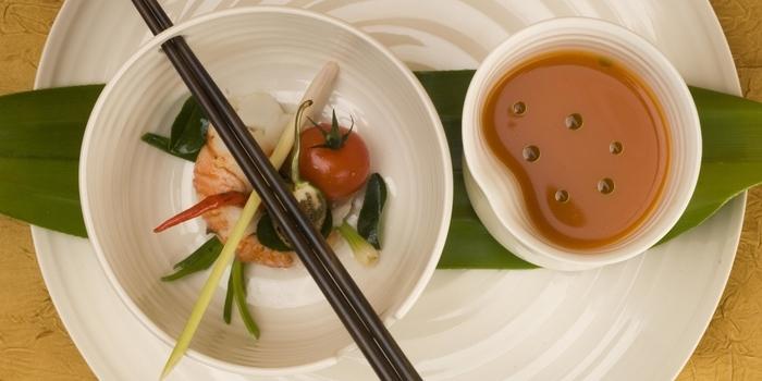Dish 4 from Sangkar Restaurant Bali