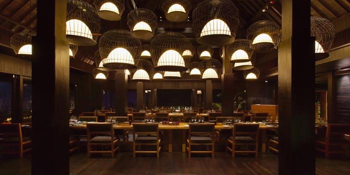 Interior 3 from Sangkar Restaurant Bali