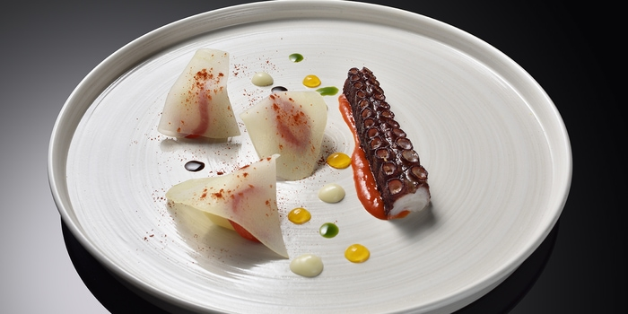 Dish 2 from Il Ristorante Uluwatu