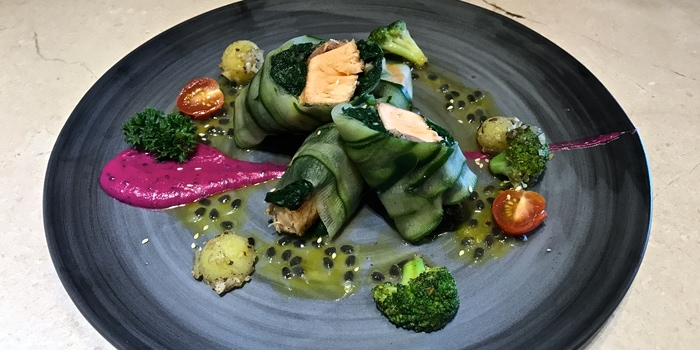 Dish 4 at Hibiscus Bali