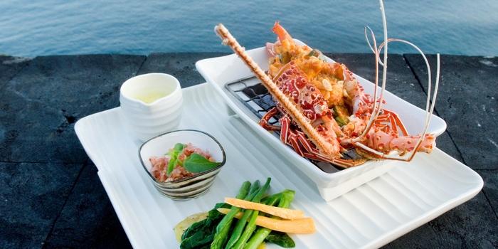 Dish 1 from Sangkar Restaurant Bali