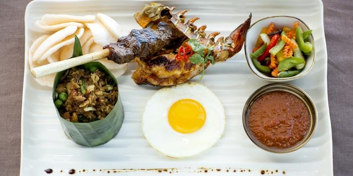 Dish 2 from Sangkar Restaurant Bali