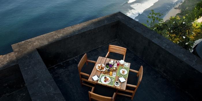 Interior 1 from Sangkar Restaurant Bali