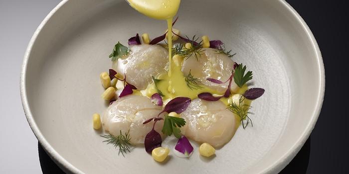 Dish 1 from Il Ristorante Uluwatu