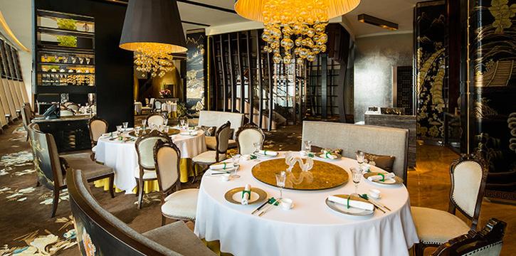 Jade Dragon Main Dining Area, Jade Dragon, Coloane-Taipa, Macau