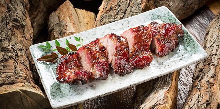 Jade Dragon Prime-cut Barbecue Iberico Pork Pluma, Jade Dragon, Coloane-Taipa, Macau