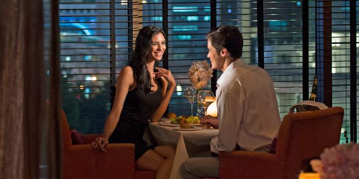 La Vie Dinner at La VIE at VIE Hotel on Phayathai Road
