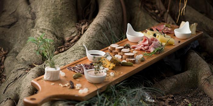 Cheese And Cold Cut Platter, LaVilla, Tsim Sha Tsui, Hong Kong