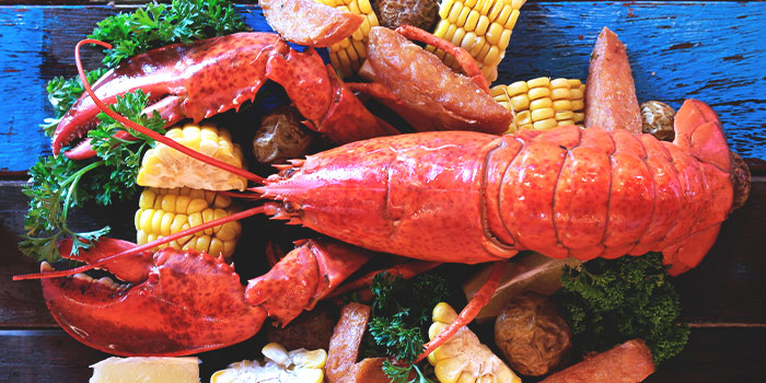 Oh Lobster! from Cajun on Wheels (Plaza Singapura) in Dhoby Ghaut, Singapore