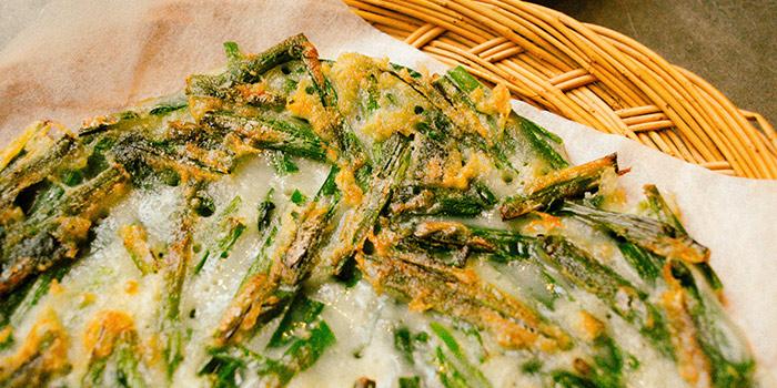 Chive Pancake, SSAL BORI SSAL, Tsim Sha Tsui, Hong Kong