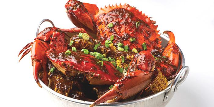 Black Pepper Crab from Dancing Crab in Bukit Timah, Singapore
