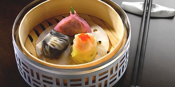 Dim Sum Trilogy from Cherry Garden in Mandarin Oriental in City Hall, Singapore