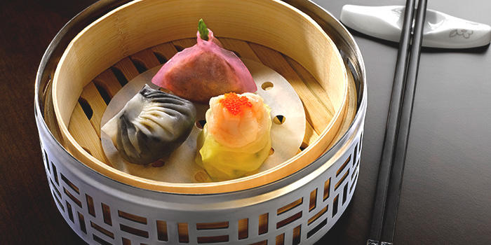 Dim Sum Trilogy from Cherry Garden in Mandarin Oriental in City Hall, Singapore