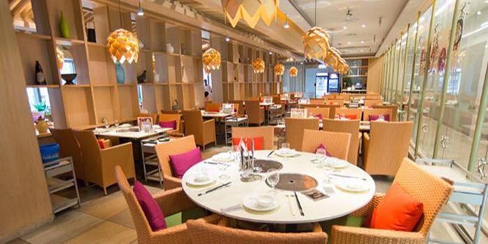 Dining Area, Yue Xin Pot, Tsim Sha Tsui, Hong Kong
