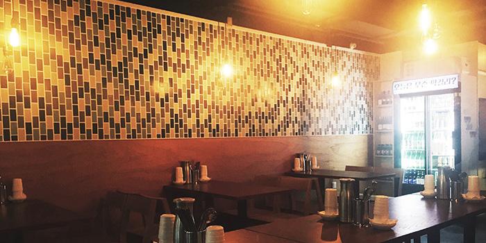 Dining Area, SSAL BORI SSAL, Tsim Sha Tsui, Hong Kong