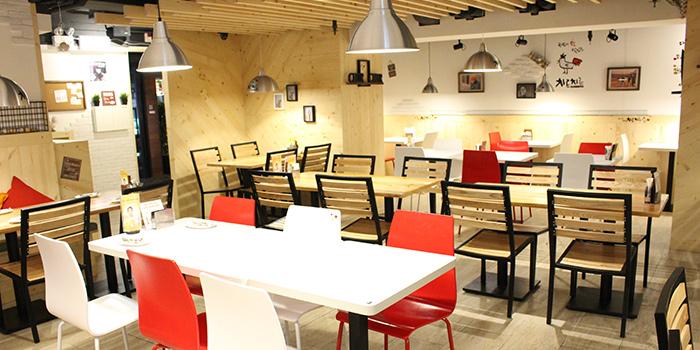 Dining Area, Chir Chir Fusion Chicken Factory (Tsim Sha Tsui), Tsim Sha Tsui, Hong Kong