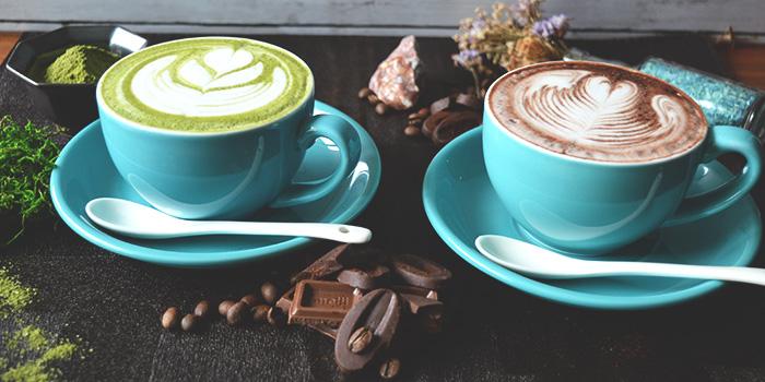 Coffee & Tea from EagleWings Loft at KAP Residences Mall in Bukit Timah, Singapore