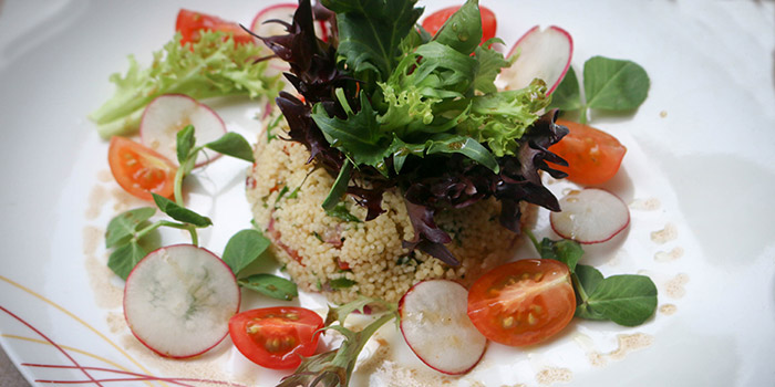 Cous Cous Salad from Fumee by Habanos at Millenia Walk in Promenade, Singapore