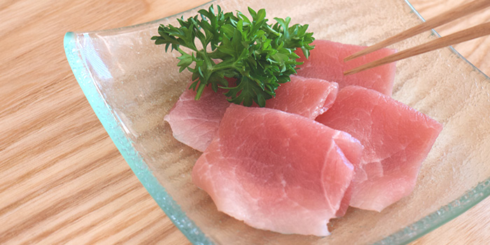 Japanese Pork Prosciutto from Niku Katsumata in Duxton, Singapore