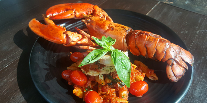 Crostini Lobster from Crostini at Mercury Ville Mall, Bangkok