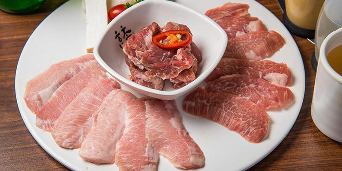 OX Tongue, Hancham BBQ Restaurant (Winfield Commercial Building), Tsim Sha Tsui, Hong Kong