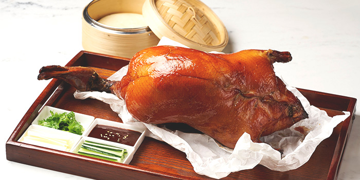 Peking Duck from Lao Bei Jing at Novena Square in Novena, Singapore