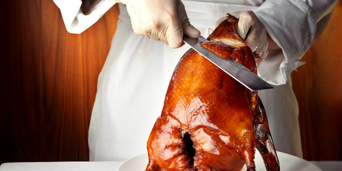 Peking Duck, Above & Beyond, Hotel Icon, Tsim Sha Tsui East, Hong Kong
