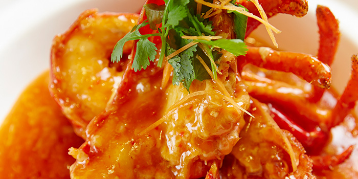 Chilli Lobster from Pince & Pints Restaurant and Bar (Katong) in East Coast, Singapore