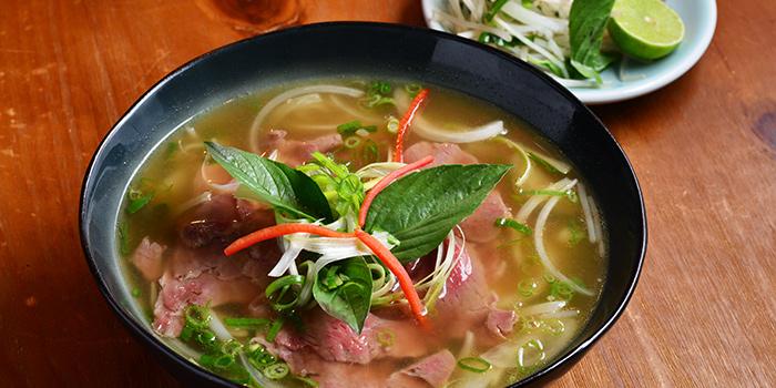 Raw Wagyu Beef Pho, Moi Moi, Central, Hong Kong