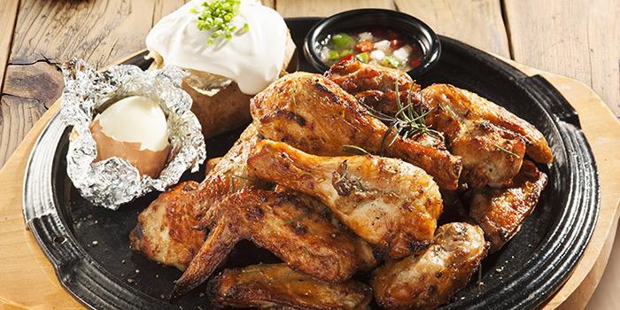 Rosemary Healthy Chicken, Chir Chir Fusion Chicken Factory (Tsim Sha Tsui), Tsim Sha Tsui, Hong Kong