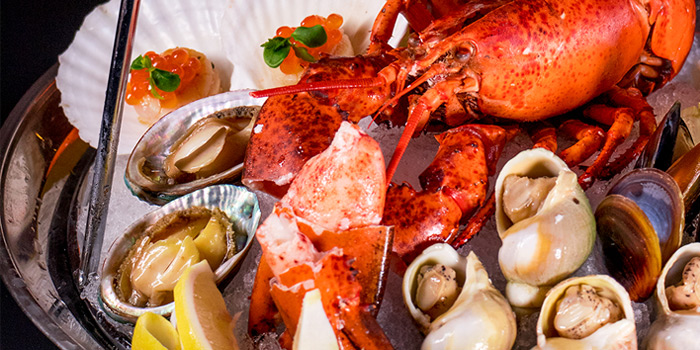 Seafood Platter, GREEN, Tsim Sha Tsui, Hong Kong