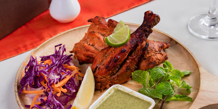 Tandoori Chicken from Indian Essence Art at 6 Sukhumvit 22, Khlong teoi, Bangkok