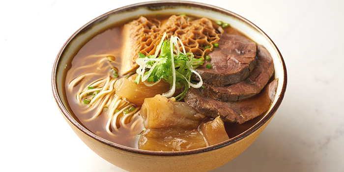 Trio Beef Noodles from Lao Bei Jing at Novena Square in Novena, Singapore