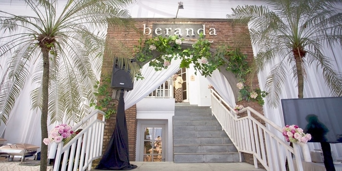 Exterior 1 at Beranda Kitchen Jakarta