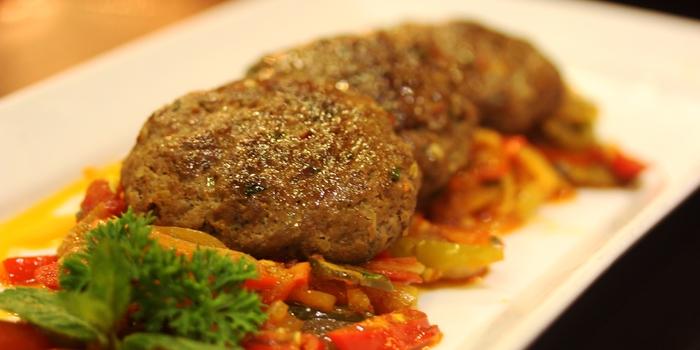 Ezmeli Kebab at Turkuaz