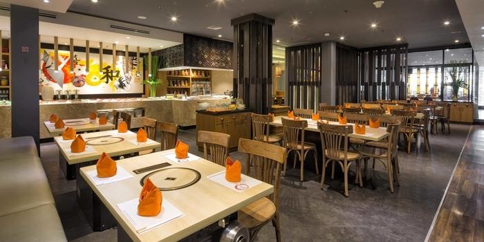 Caza Suki Restaurant (Oria Hotel)