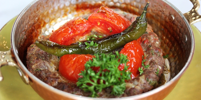 Kagit Kebab at Warung Turki